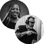 Tony Pignato & Ursula Williams